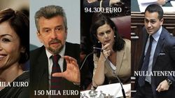 L'operazione trasparenza ai parlamentari non
