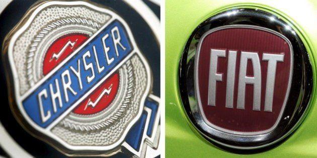 Fiat vola in Borsa dopo l'accordo per il 100% di Chrysler. Per Elkann e Marchionne