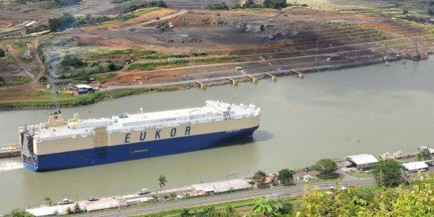 Impregilo, lavori ampliamento Canale Panama a rischio stop per contenzioso sui costi in