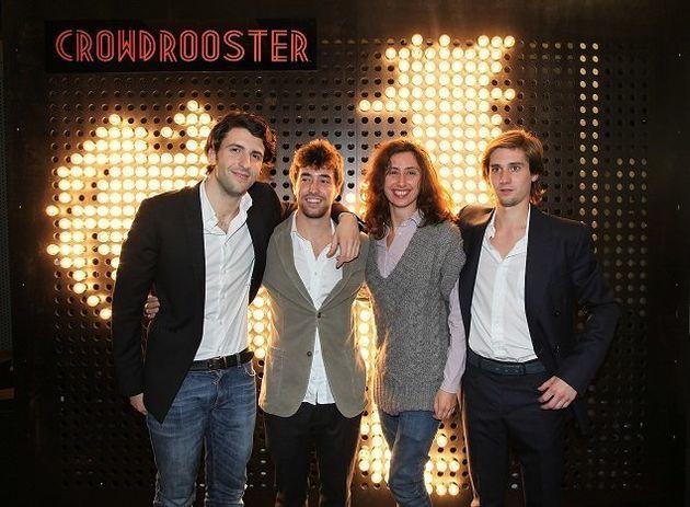 Il made in Italy a Londra: Crowdrooster, la prima piattaforma di