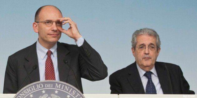 Imu: la mediazione di Enrico Letta...Rimarrà solo sulle case di lusso, proprio come diceva il Pdl nel