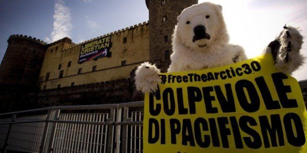 Greenpeace, nuove accuse agli attivisti arrestati in Russia: