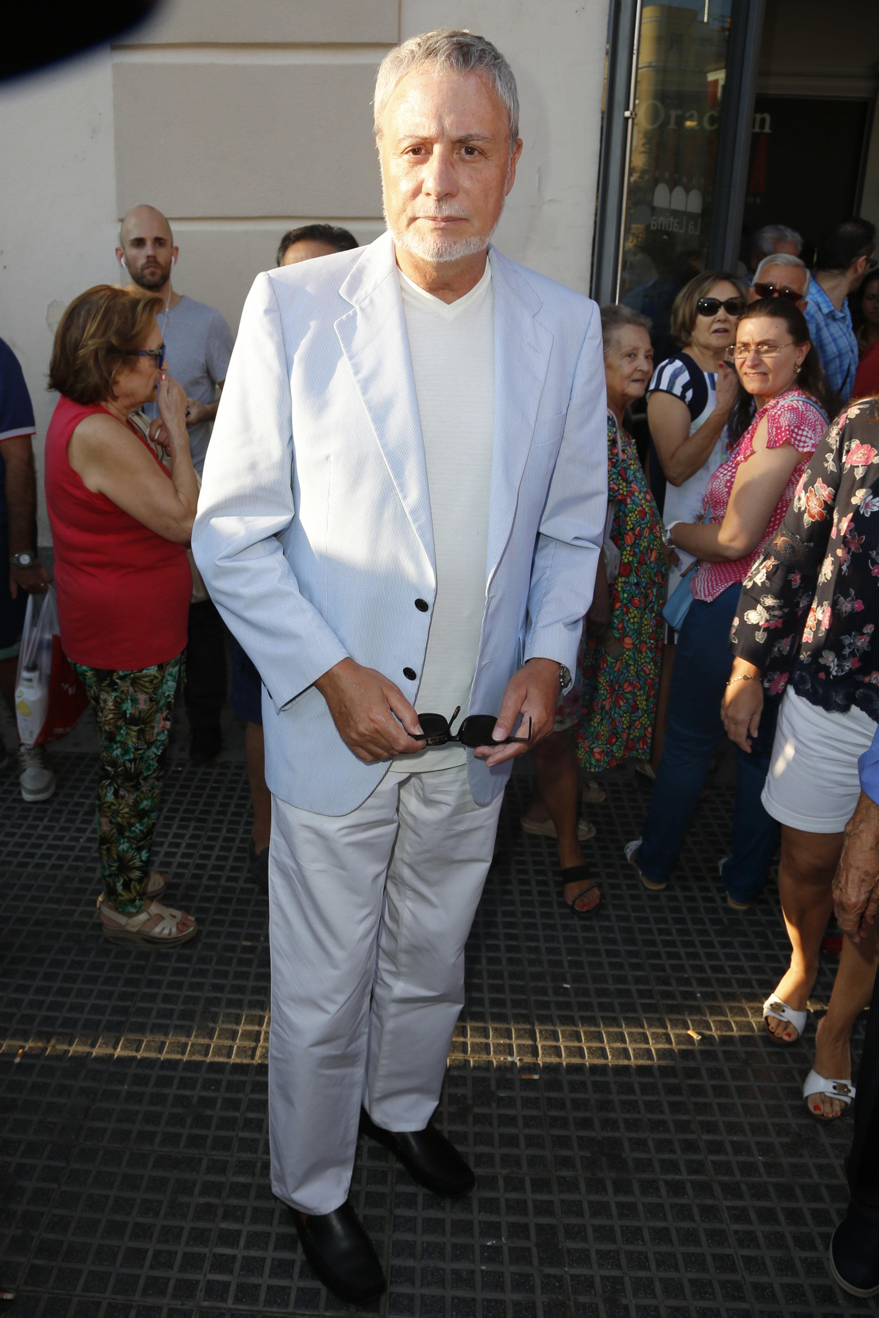 El actor Joaquín Kremel se moja: pide el voto para este