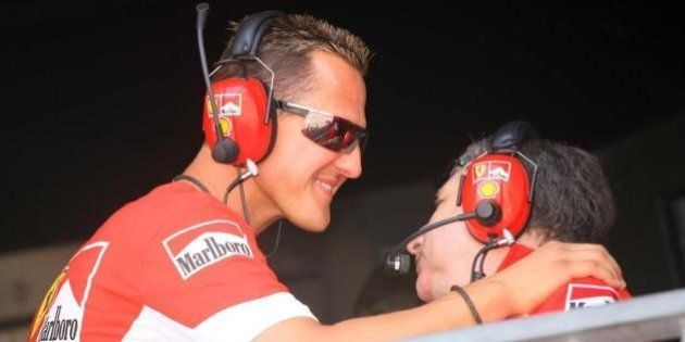 Micheal Schumacher e il compleanno dei 45 anni in coma. Gli auguri della scuderia Ferrari