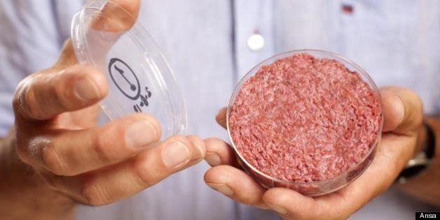 L'hamburger sintetico è servito. 142g per 250mila
