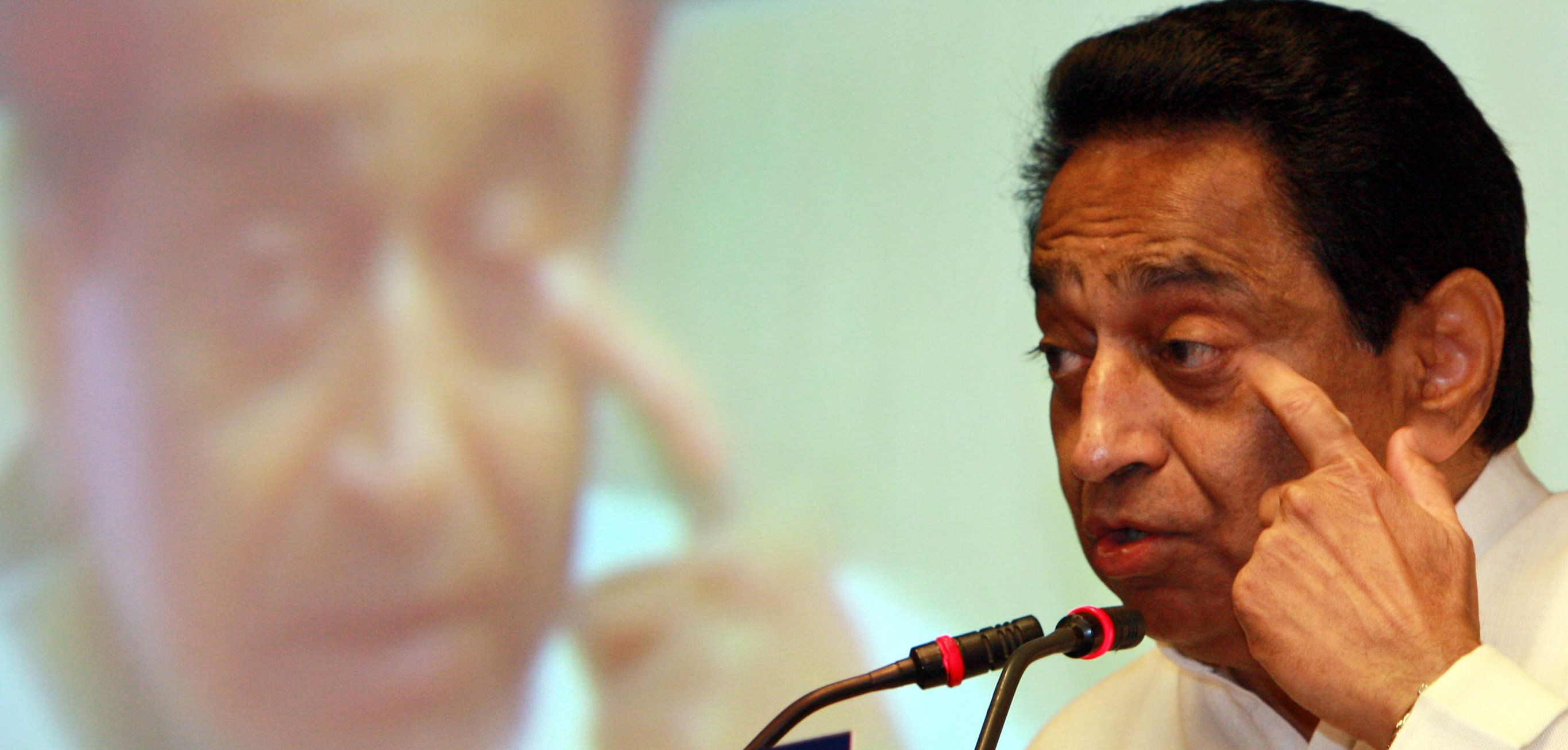 MP Govt Spent Rs 1.58 Cr For Stay Of Kamal Nath, 3 Officers In Switzerland: