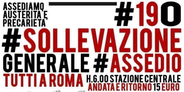 Manifestazione 19 ottobre a Roma, il prefetto Pecoraro: