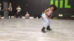 A 12 anni balla come Beyoncé