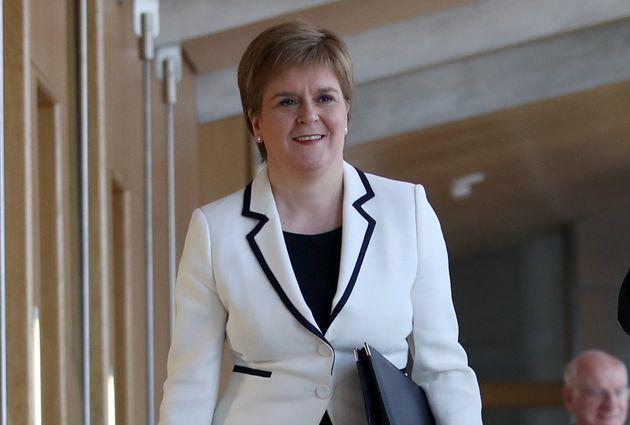 Nicola Sturgeon Plans Second Scottish Independence Referendum Before May