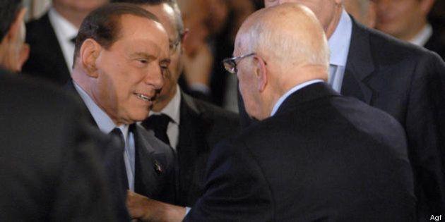 Giorgio Napolitano incassa l'appoggio Pdl al governo. Riflettori sulla giunta immunità Senato