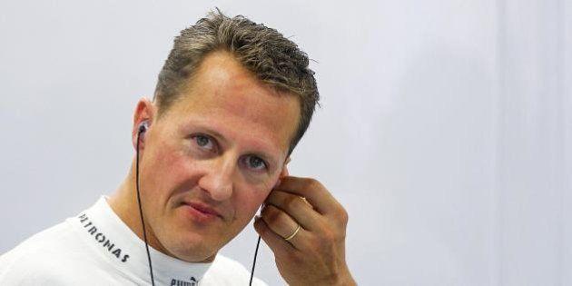 Michael Schumacher in coma, la famiglia riconsegna la telecamera
