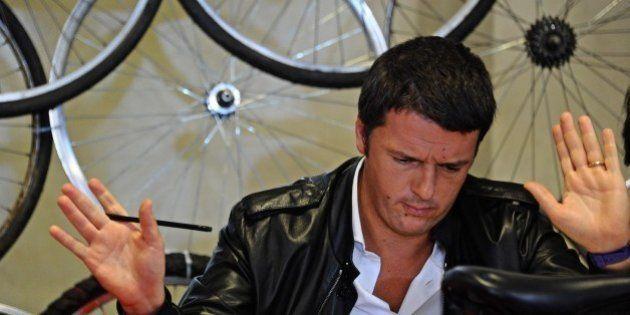 Matteo Renzi intervistato da Bianca Berlinguer al Tg3:
