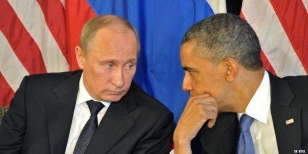 Barack Obama annulla vertice con Vladimir Putin. È gelo tra Usa e Russia per il caso Snowden (FOTO,