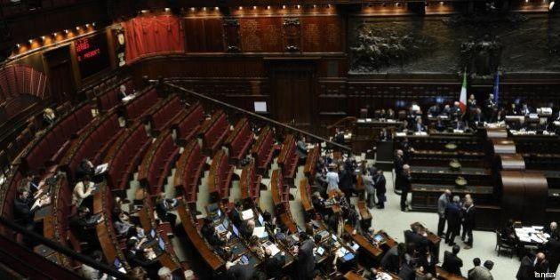 Finanziamento pubblico ai partiti: rinviato il voto del ddl a