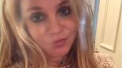 Britney Spears Addresses Speculation She's Being Held Against Her