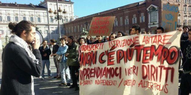 Studenti in piazza contro il decreto scuola. Manifestazioni in 70 città italiane