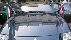 Boom di offerte per le auto blu in vendita su Ebay
