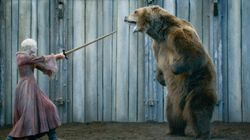 L'orso star di Games of