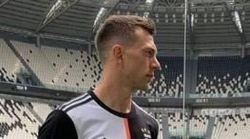 Le nouveau maillot de la Juventus va étonner ses