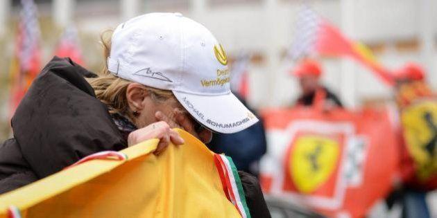 Michael Schumacher in coma, i medici:
