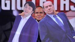 Si tratta sull'incontro Berlusconi-Renzi. Il Cav lo vuole venerdì con tanto clamore. Matteo senza fretta e a palazzo