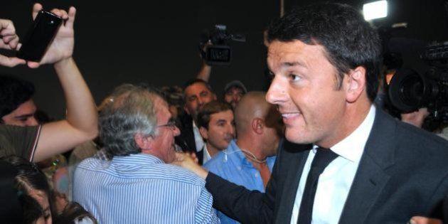 Matteo Renzi la campagna parte da Bari: