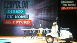 Alla Leopolda 2013 il ritorno di Giorgio Gori con Matteo Renzi. Ed è tornato anche Roberto