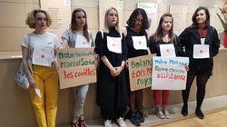 Des militantes féministes dénoncent en chanson le harcèlement dans le métro de