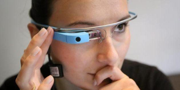 Google glass, Andrea Guerra: