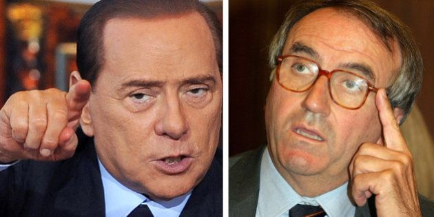 Silvio Berlusconi, Nitto Palma: