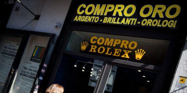 Compro Oro, il business finisce nelle mani della criminalità organizzata. La Guardia di Finanza
