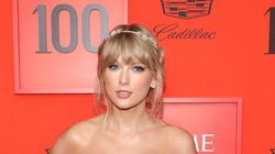 Taylor Swift's Dreamy Gown Could Be Yet Another Clue About Her Upcoming