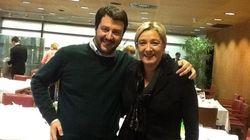 Le Pen e Lega preparano una piattaforma comune per gli euroscettici