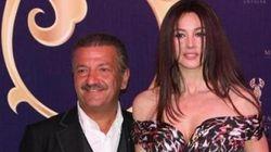 Monica Bellucci e Telman Ismailov : è l'imprenditore azero la causa della rottura tra la diva e Vincent Cassel?