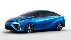 Toyota lancia l'auto del