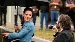 Il sorriso di Kate conquista Peter Jackson (FOTO,