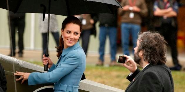Kate Middleton e William in Nuova Zelanda: la duchessa di Cambridge protagonista nel