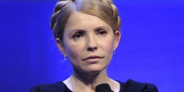 Yulia Tymoshenko intercettata: