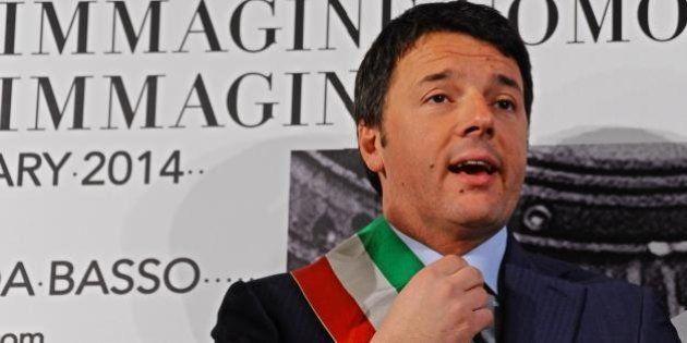 Renzi annuncia Job Act a Pitti Uomo, moda e made in Italy settori su cui puntare per creare