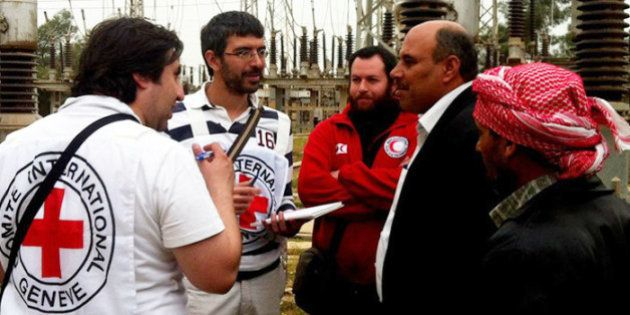 Croce Rossa in Siria. Presi in ostaggio tre cooperanti ad Idlib
