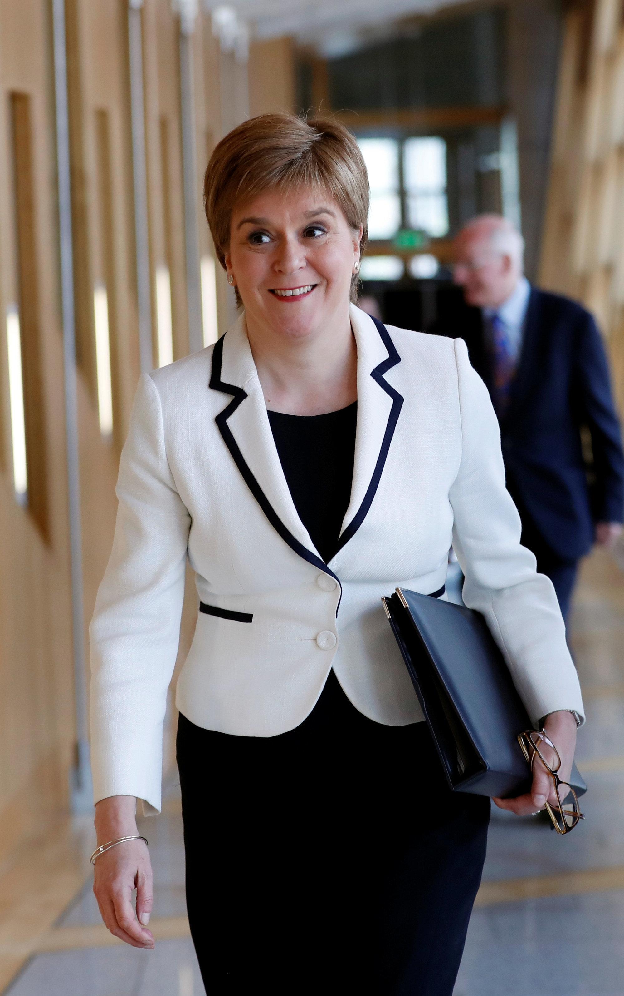 Escocia propondrá un segundo referéndum de independencia en esta