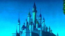 Dove si trova il castello della Bella Addormentata?