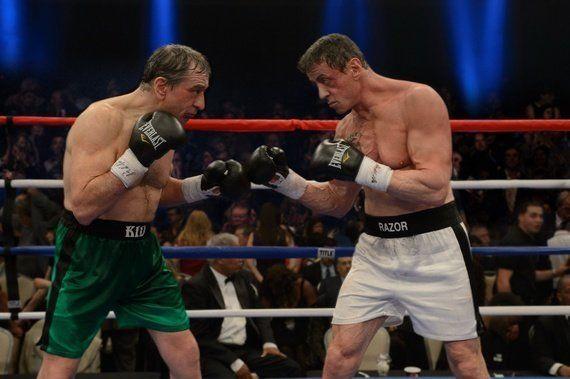 Stallone vs De Niro: un match da non