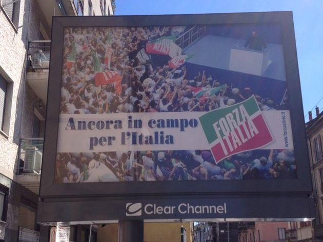 A Milano, in un sabato d'agosto, torna Forza