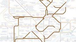 Gli animali che si nascondono nella metro di Londra