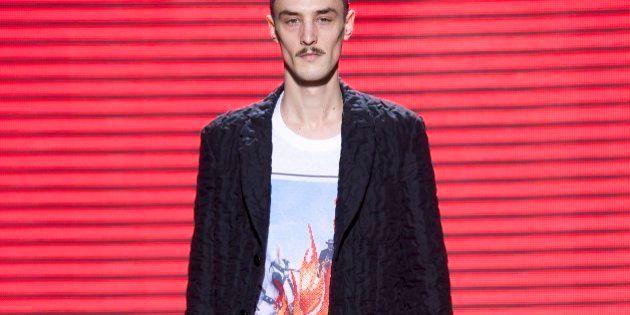 Parigi moda uomo 2014-2015, da Raf Simons a Julien David: la moda guarda all'arte