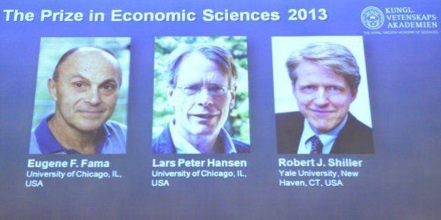 Nobel per l'Economia 2013 a Eugene Fama, Lars Peter Hansen e Robert