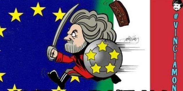 Beppe Grillo: un