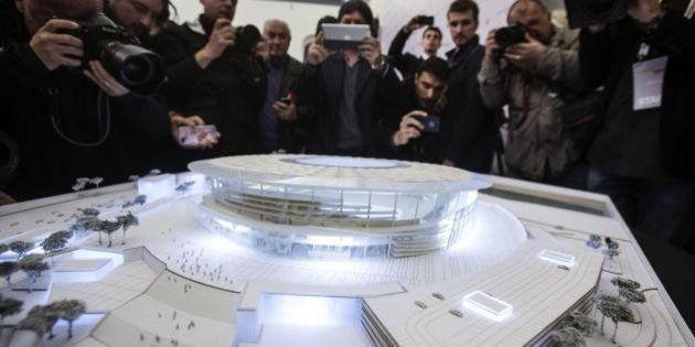 Nuovo Stadio della Roma, Rudi Garcia: