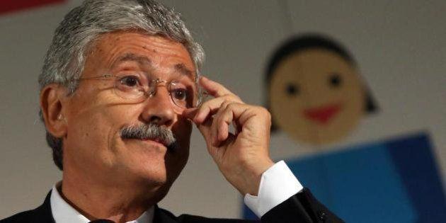 Massimo D'Alema su Alitalia: